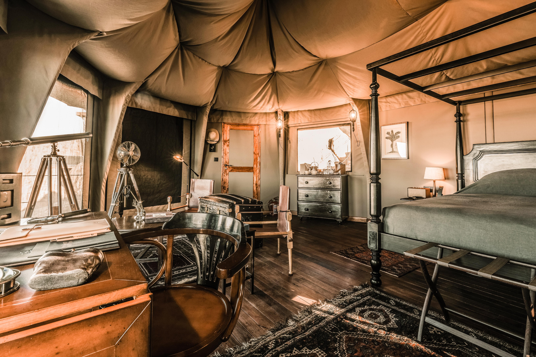 Stanza da letto / Tibo Dhermy/Zannier Hotels