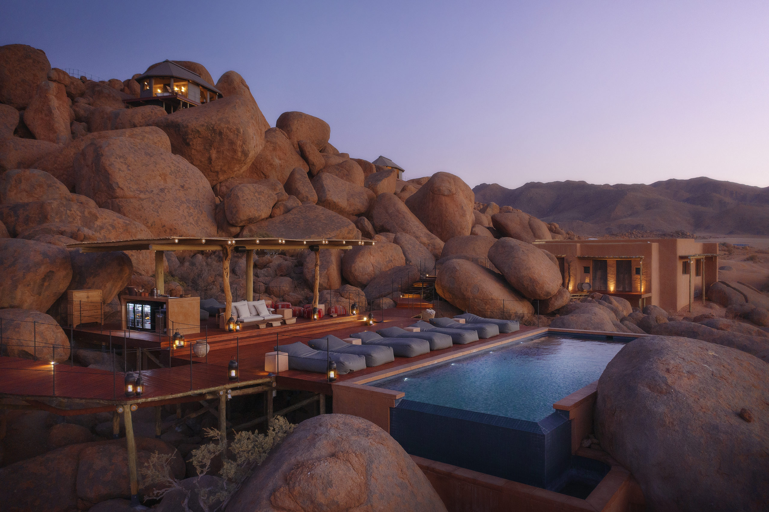 Piscina / Tibo Dhermy/Zannier Hotels