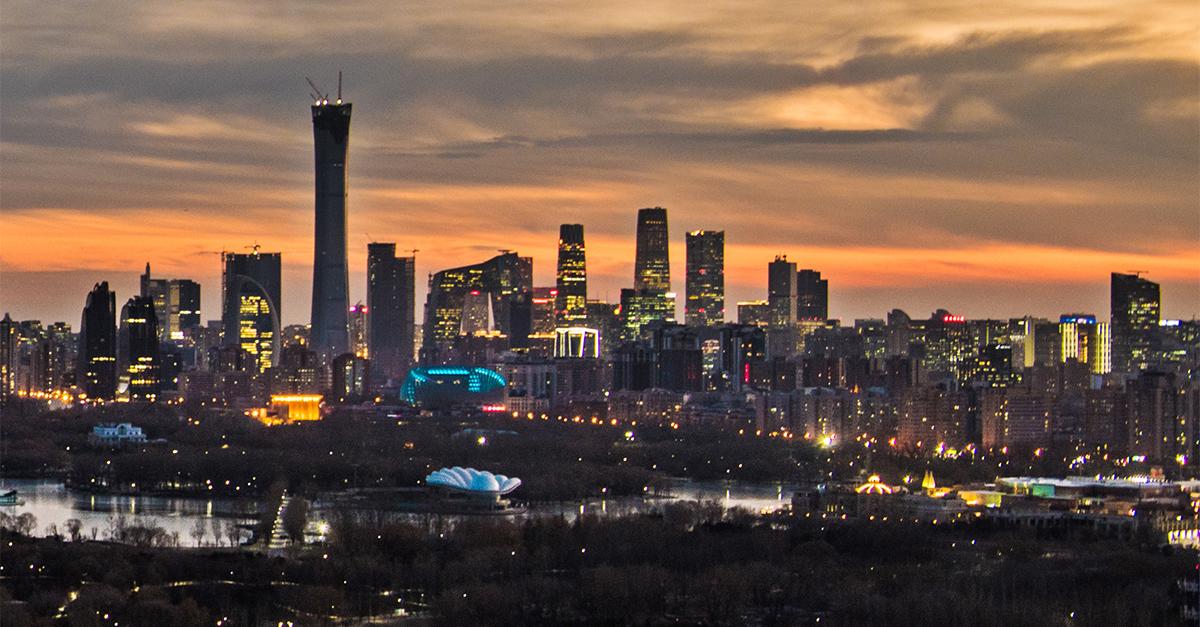 1. Pechino