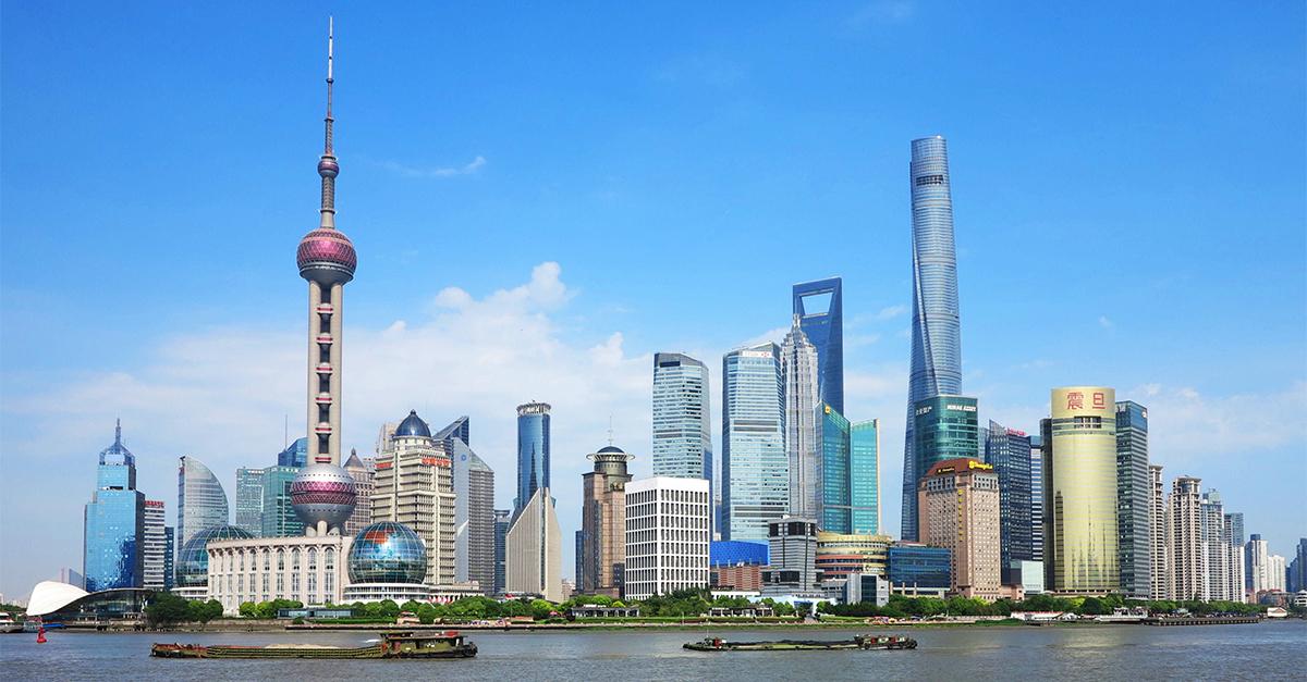 4. Shanghai