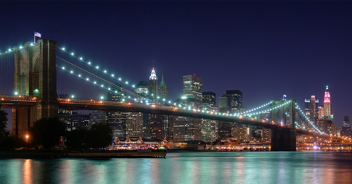 5. New York