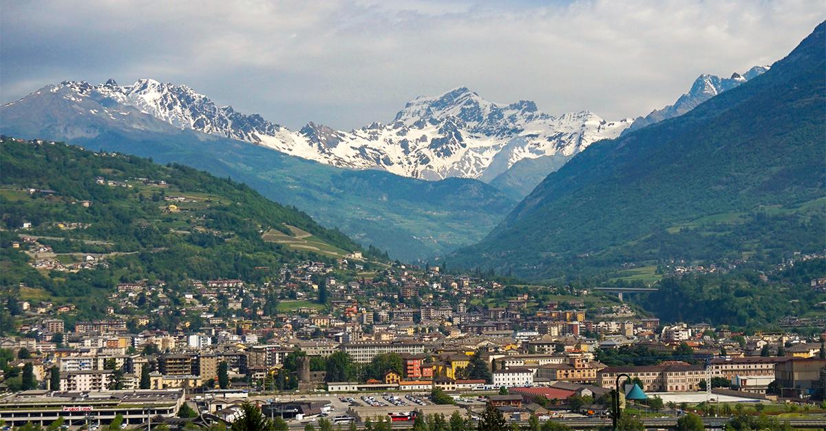Aosta / Tiia Monto, CC BY-SA 3.0