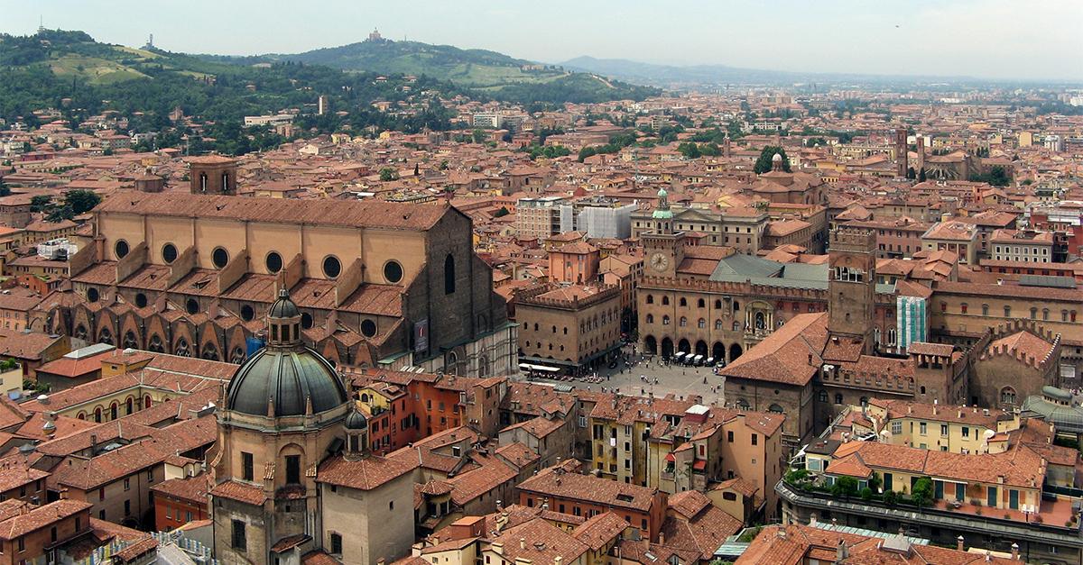 Bologna / Szs, CC BY-SA 3.0