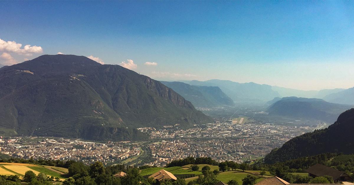 Bolzano / Georgij Michaliutin, CC BY-SA 4.0