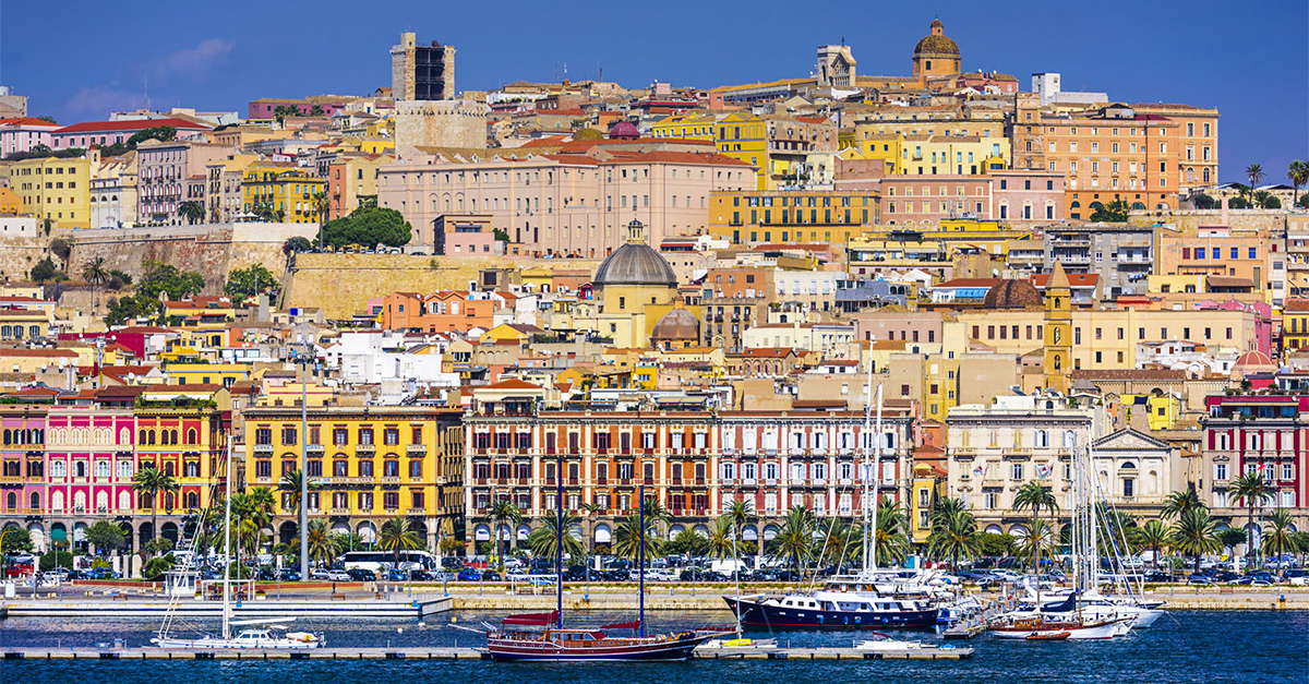 Cagliari / Larry Koester, CC BY 2.0