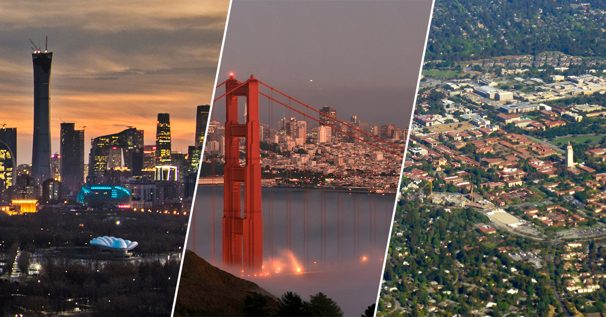 Pechino-San Francisco-Palo Alto nella top three di Savills