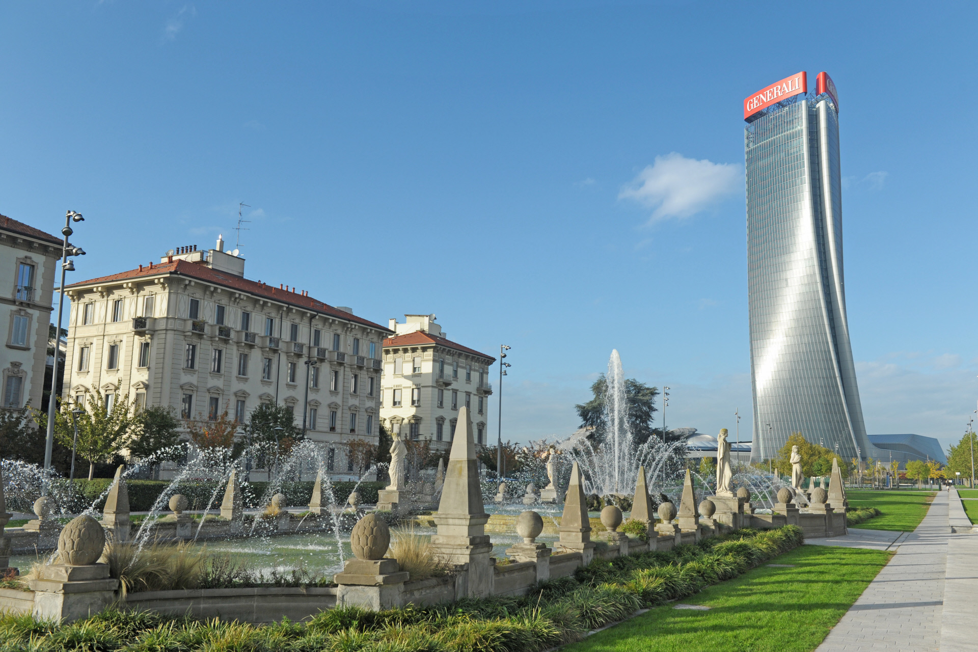 Torre Generali - Milano / Gtres