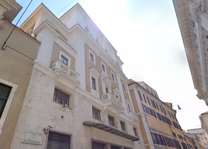 Via Santa Maria in Via 3-6 / Google Streetview