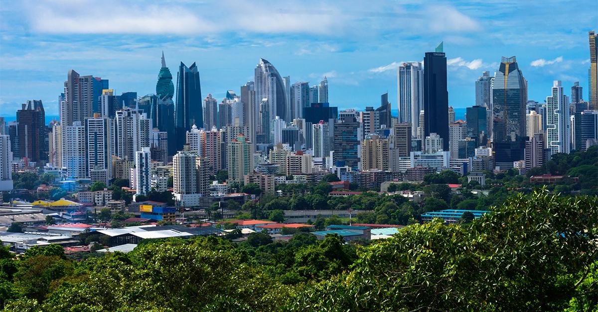 Panama City / Wikipedia