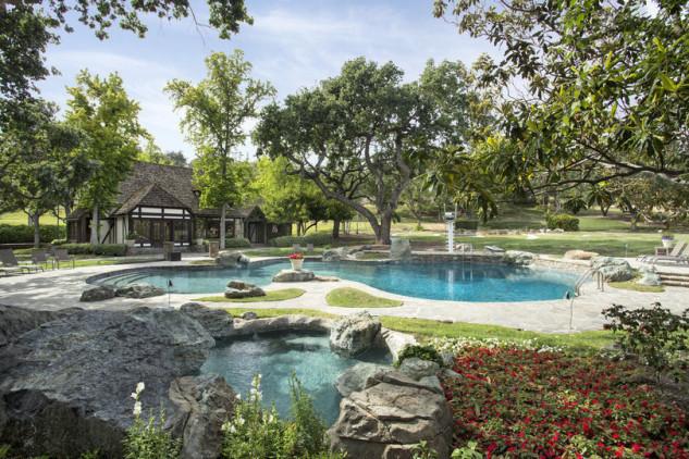 Piscine / Jim Bartsch/Sycamore Valley Ranch
