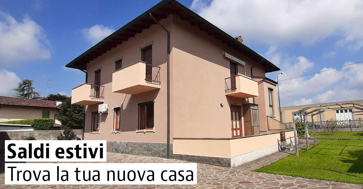 Case in offerta a meno di 200.000€