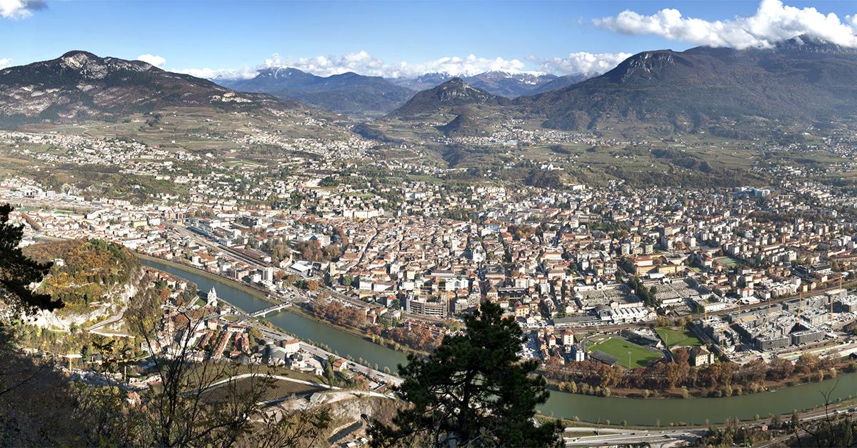Trento / Franco Visintainer, CC BY-SA 3.0