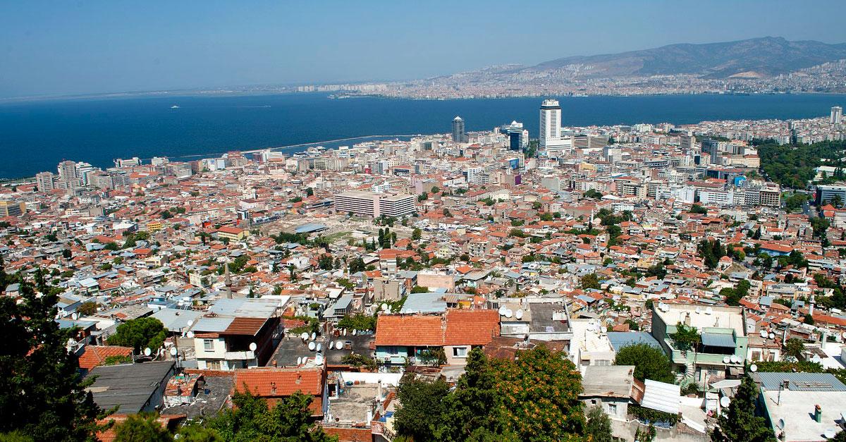 2. Izmir / Wikipedia Rafaela Ely