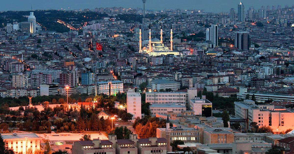 3. Ankara / Wikipedia Jorge Franganillo