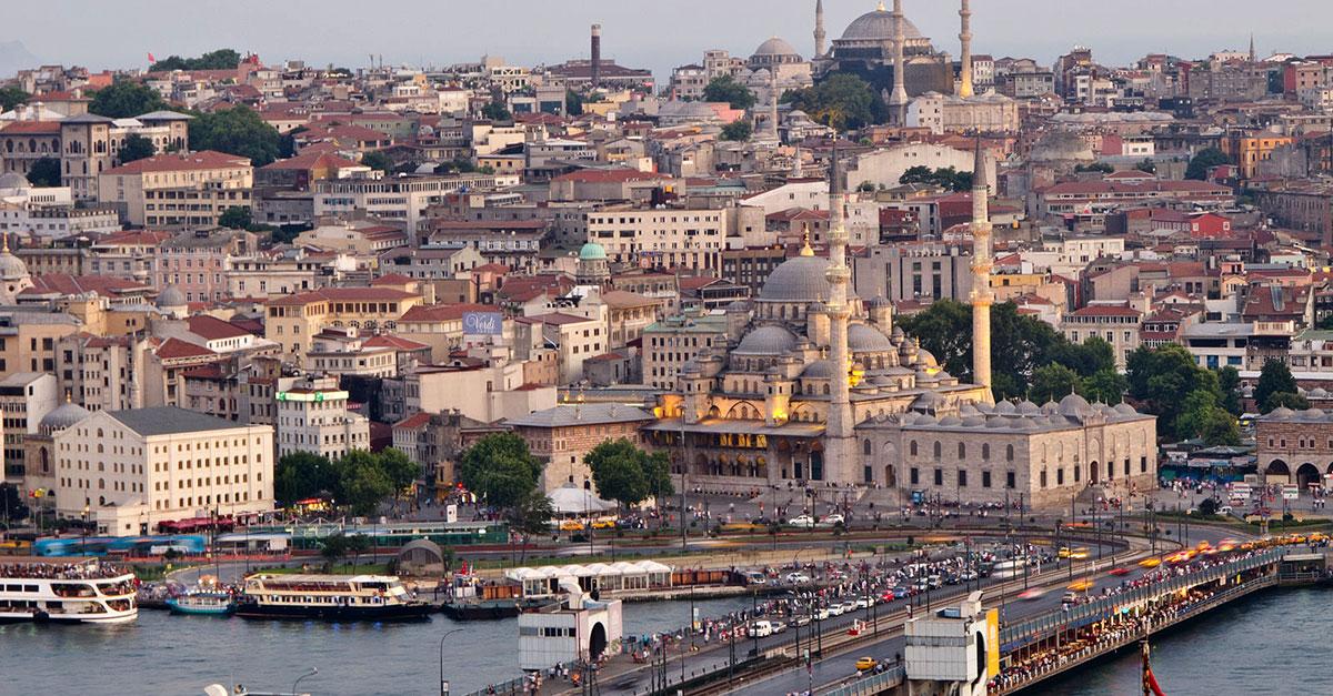 4. Istanbul / Wikipedia Carlos Delgado