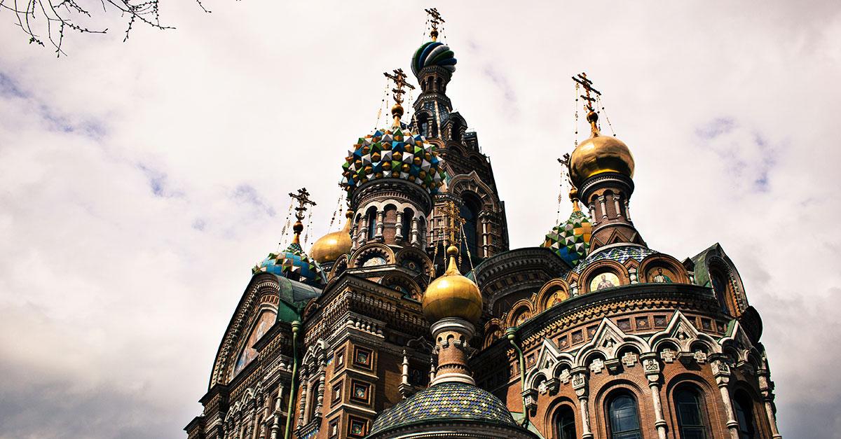 S.Pietroburgo / Wikipedia Bene Riobo