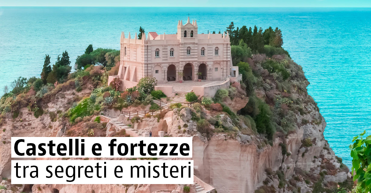 Castelli più emblematici d'Italia