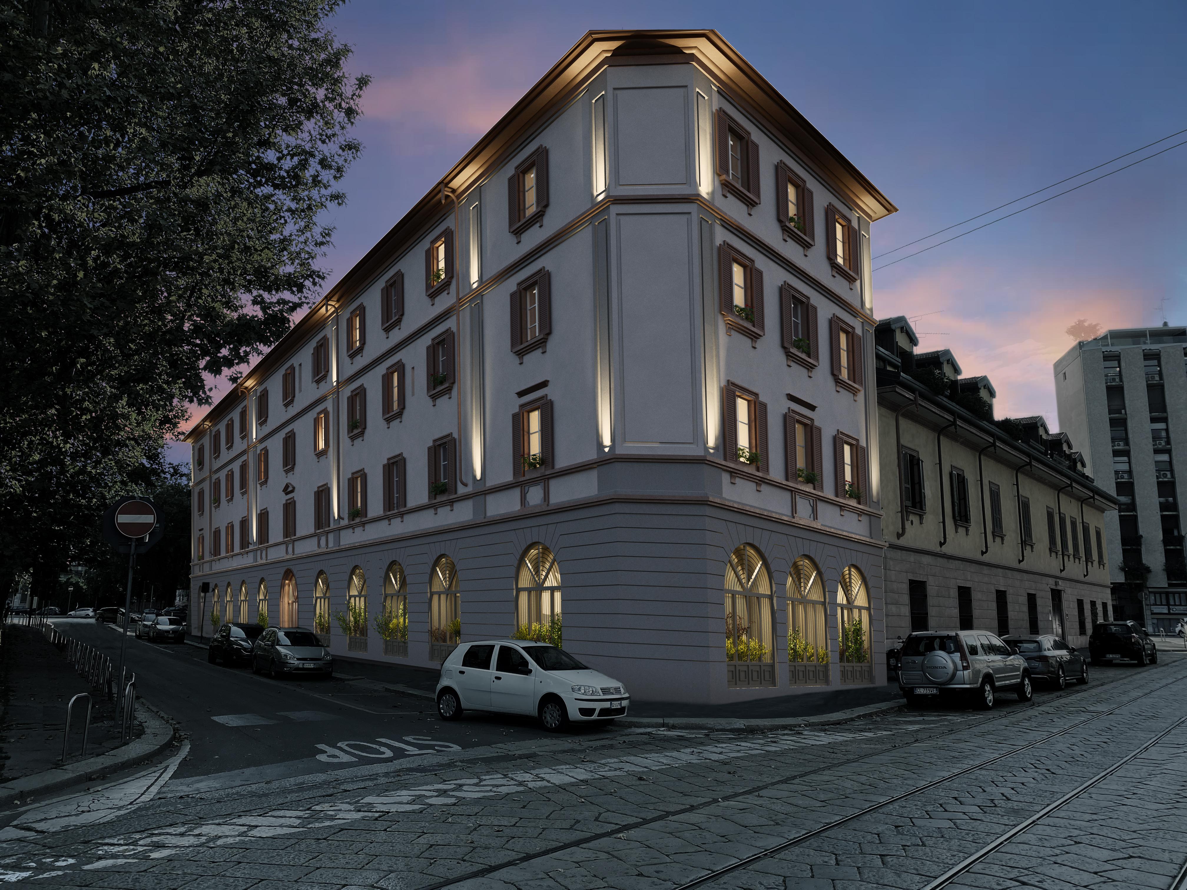 Palazzo Bandello, Milano / Oneshot