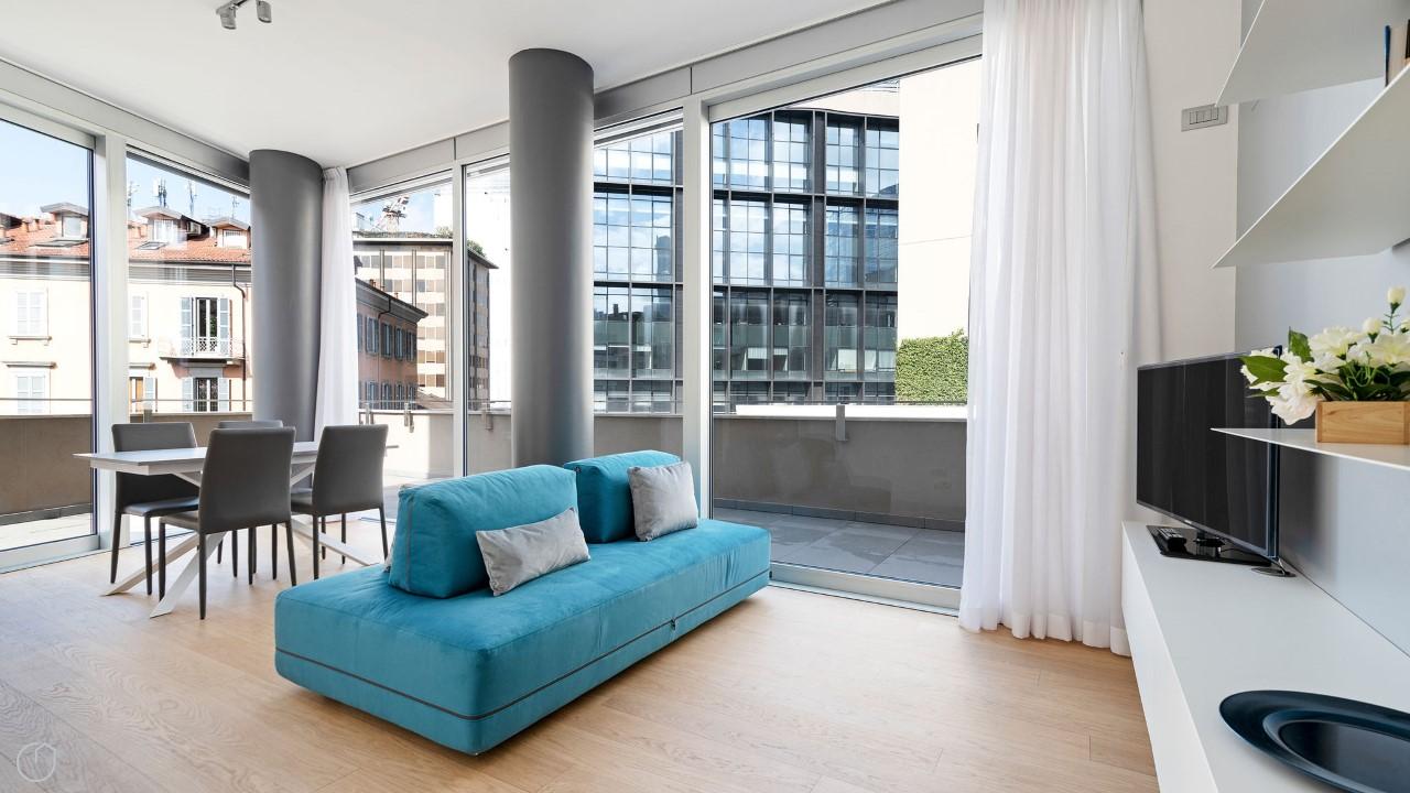 """Appartamento """"Capelli 2"""" a Milano / italianway.house"""