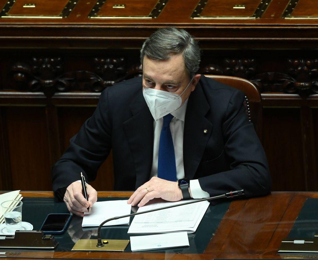 Nuovo Dpcm di Draghi