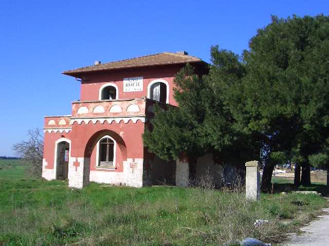 Casa cantoniera Altamura / Anas