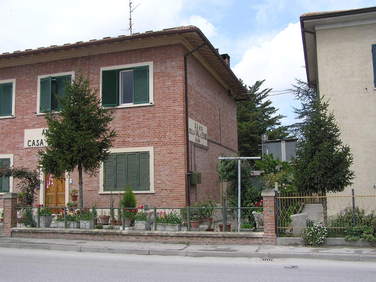 Casa cantoniera Jesi, Anas