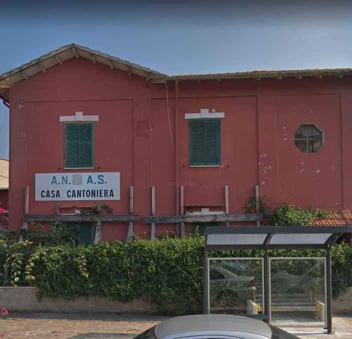 Casa cantoniera Latina / Anas