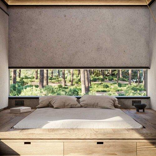 Un letto gigante