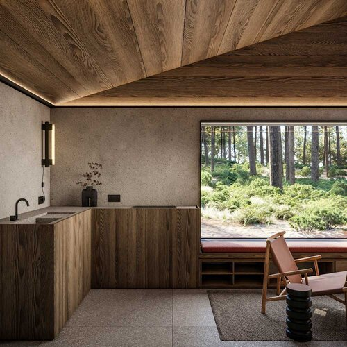 Il legno, pezzo chiave nella decorazione