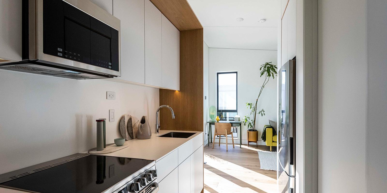 Una casa sostenibile ed efficiente