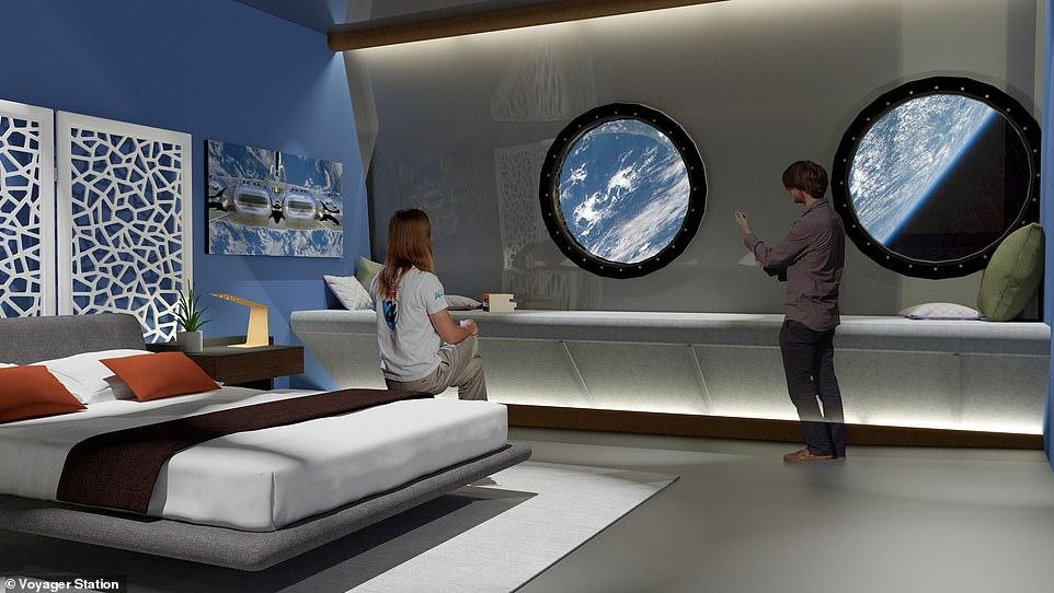 La costruzione inizierà nel 2025 / Voyager Station