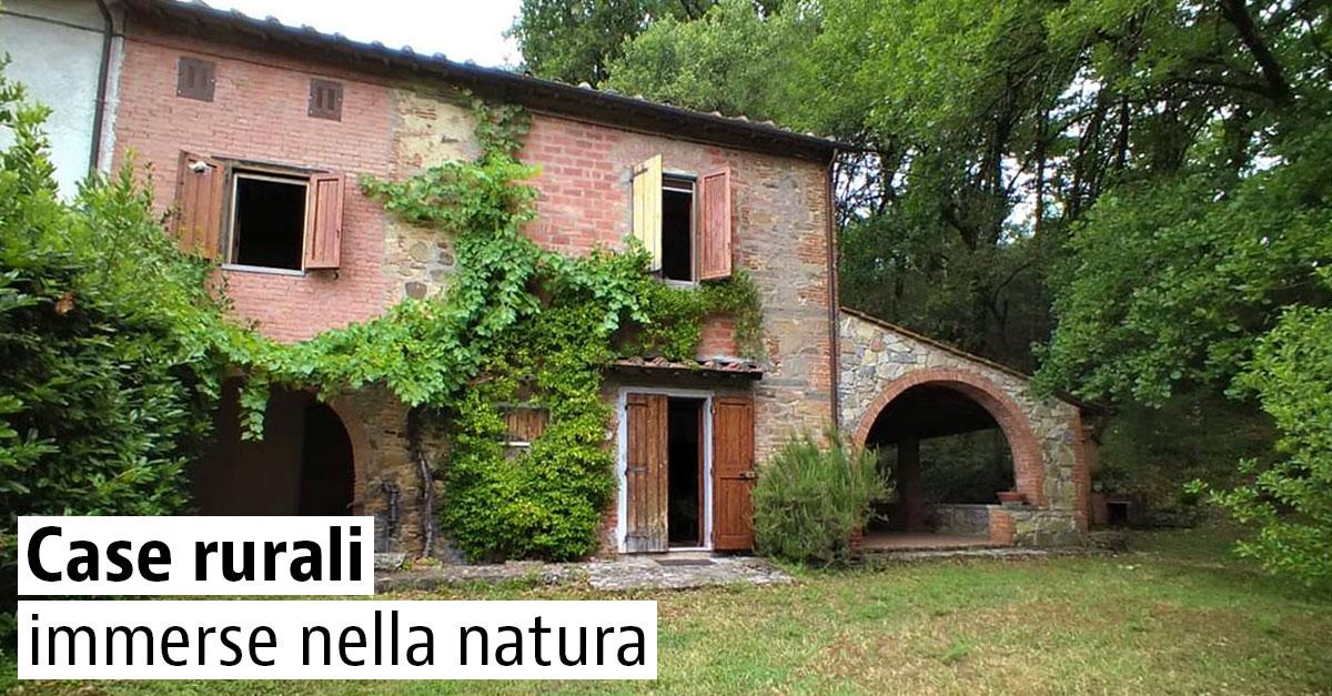 Case rurali in vendita
