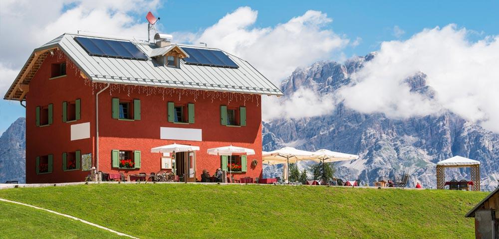 La locanda del cantoniere, Cortina / http://www.locandadelcantoniere.it/