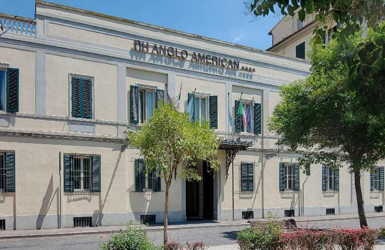 Nh Anglo American Hotel Firenze