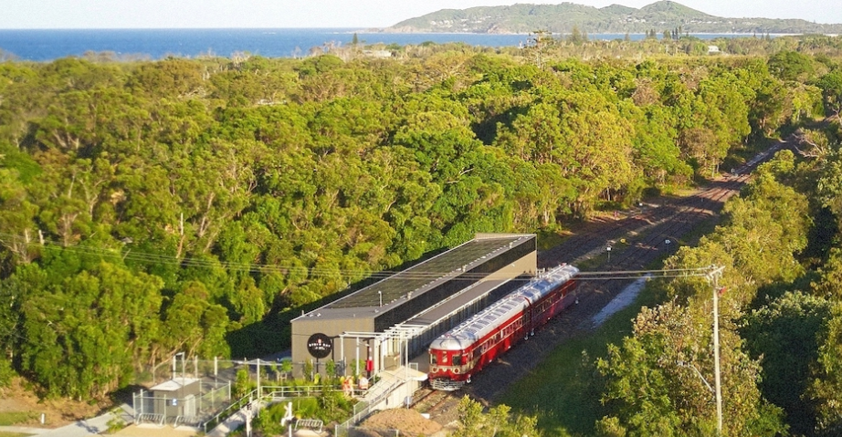 Byron Bay Train