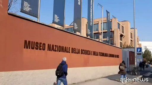 Milano, Museo Scienza lancia campagna di fundrasing individuale