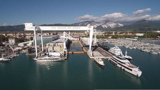 Gli yacht di The Italian Sea Group in Borsa, Armani tra gli investitori