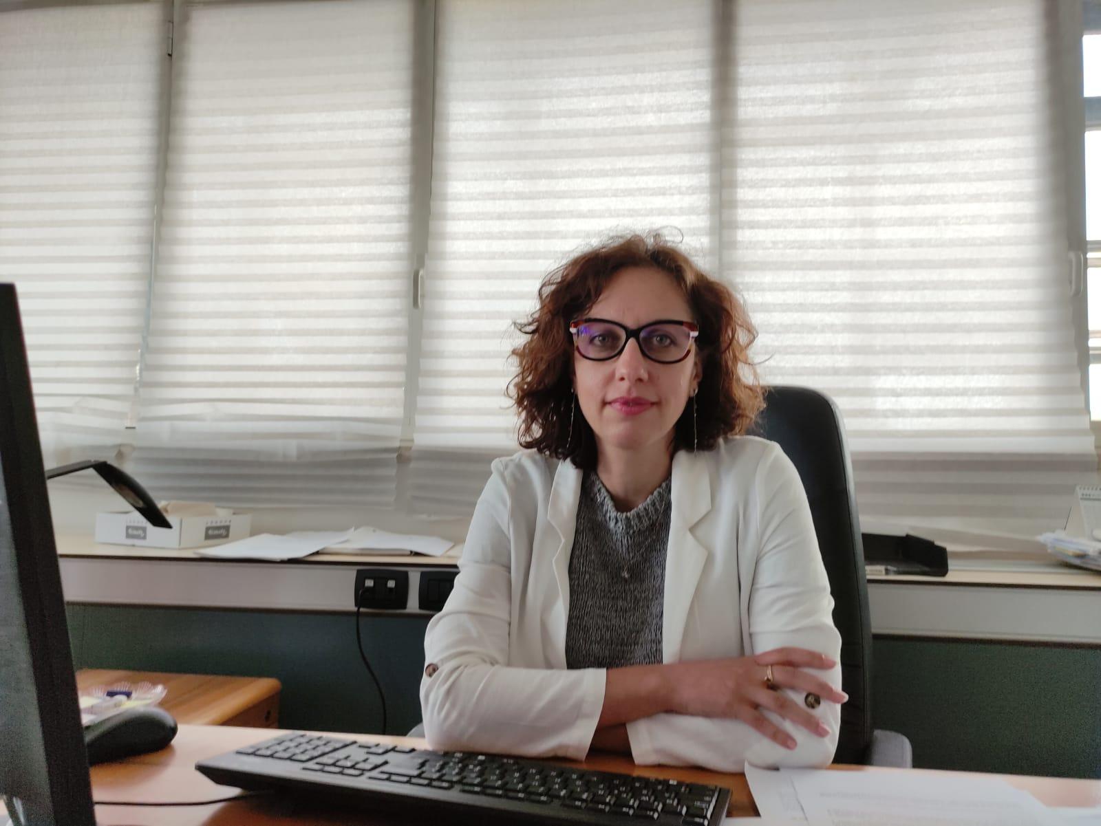 L'assessora al Patrimonio e Politiche Abitative, Valentina Vivarelli / Dipartimento Patrimonio e Politiche Abitative