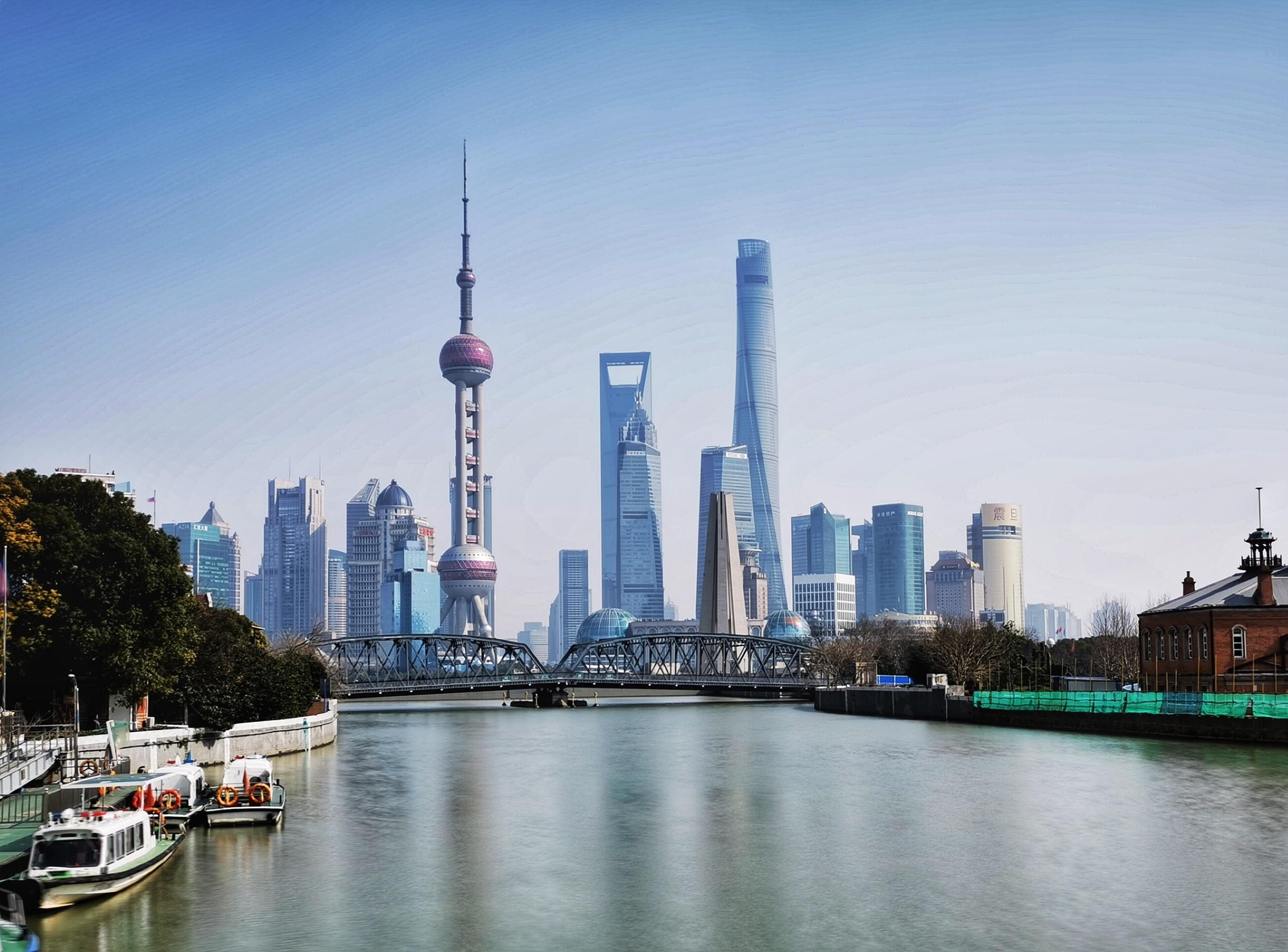 Torre Shanghai / Jorick Jing