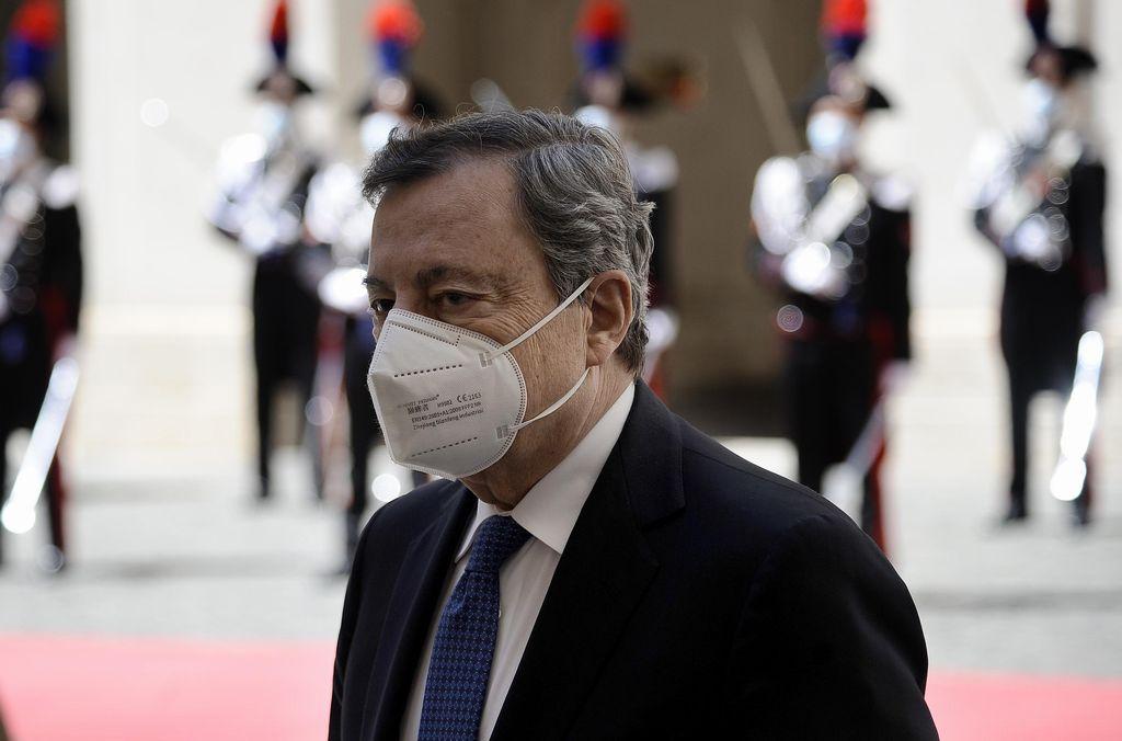 """## Dopo ok al Pnrr Draghi accelera su riforme: """"Sfida ? attuarlo"""""""