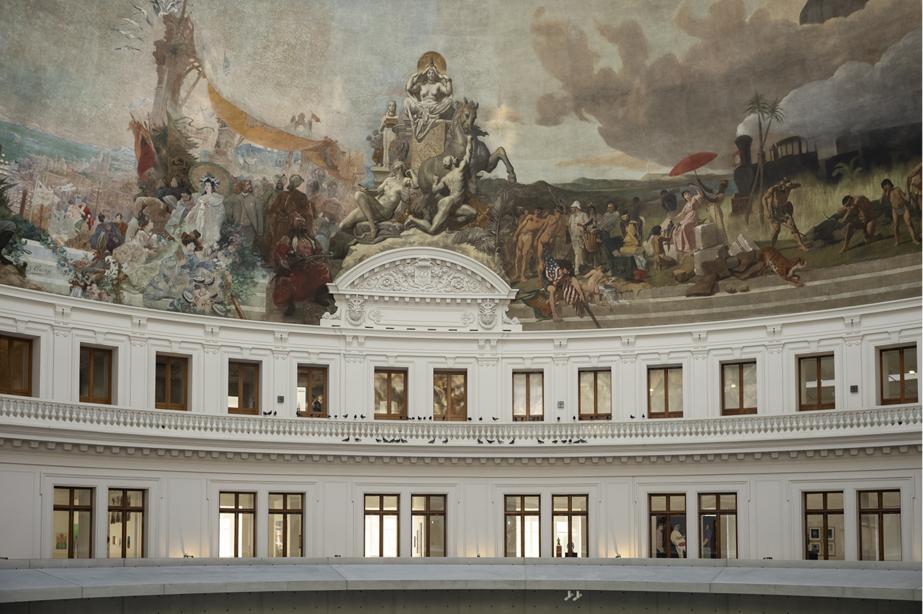 L'edificio è della fine del XVIII secolo