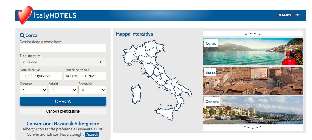 Italyhotels