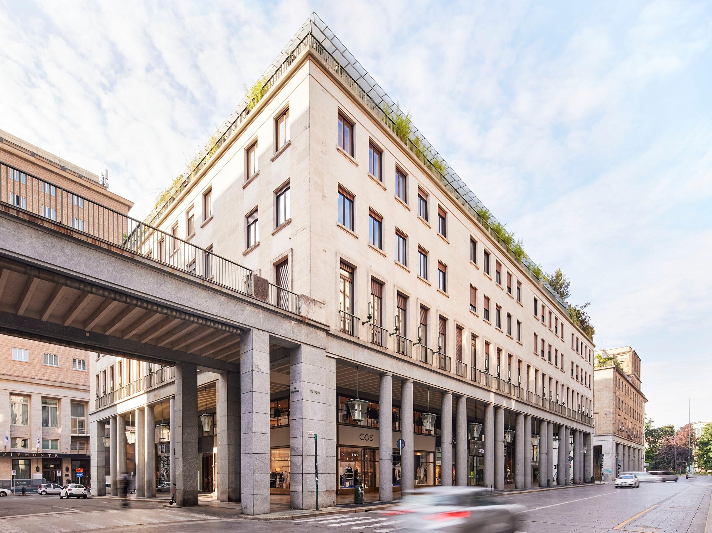 Palazzo Gran Torino / Zetland Capital