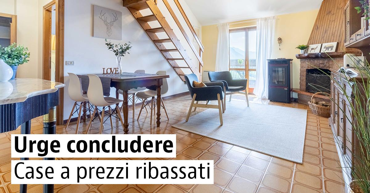 Urge vendere: le migliori case in Italia