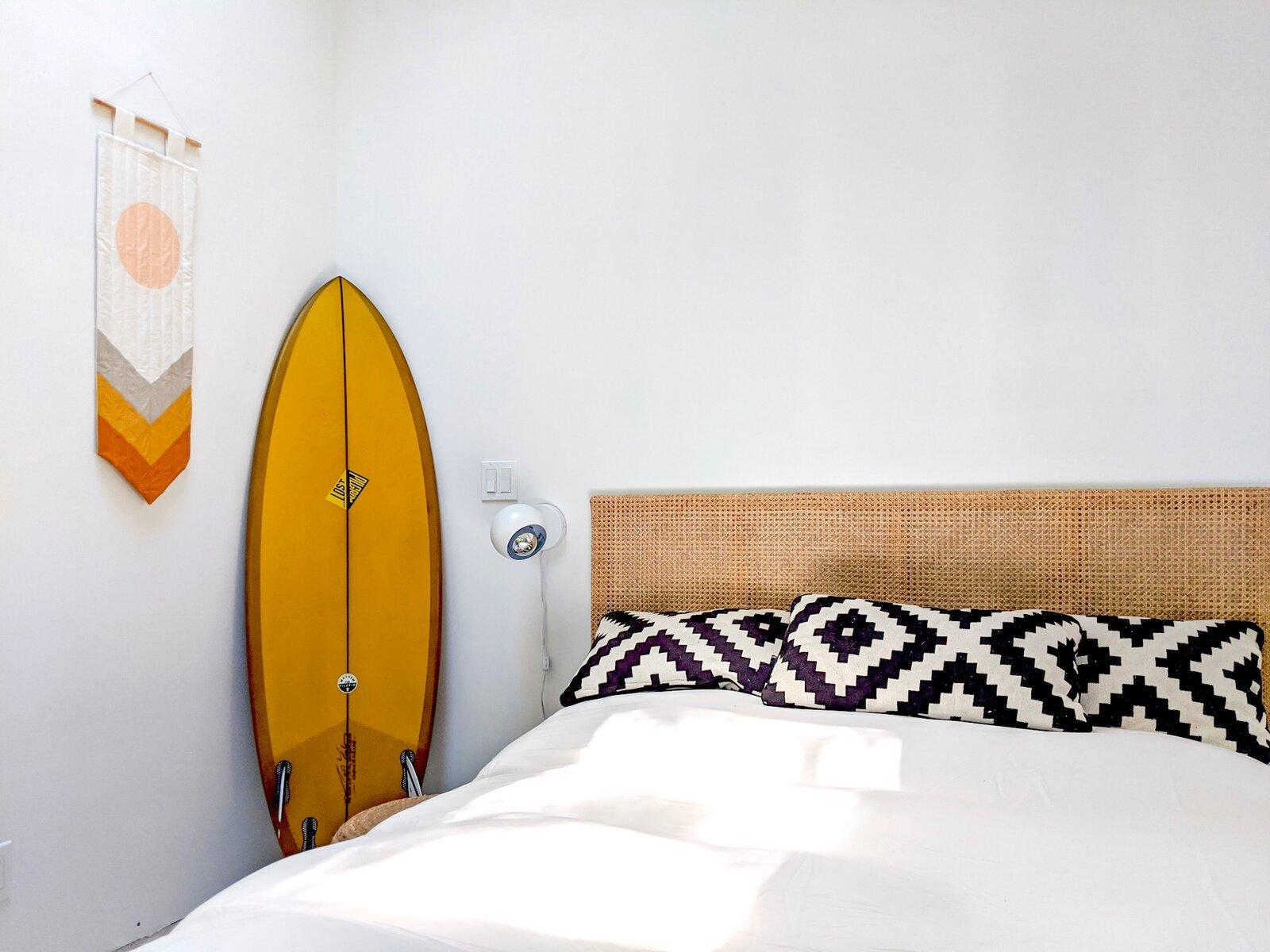Il surf nell'arredamento