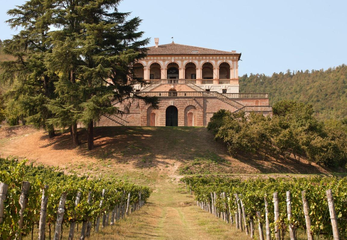 Villa dei Vescovi, Luvigliano di Torreglia (PD)