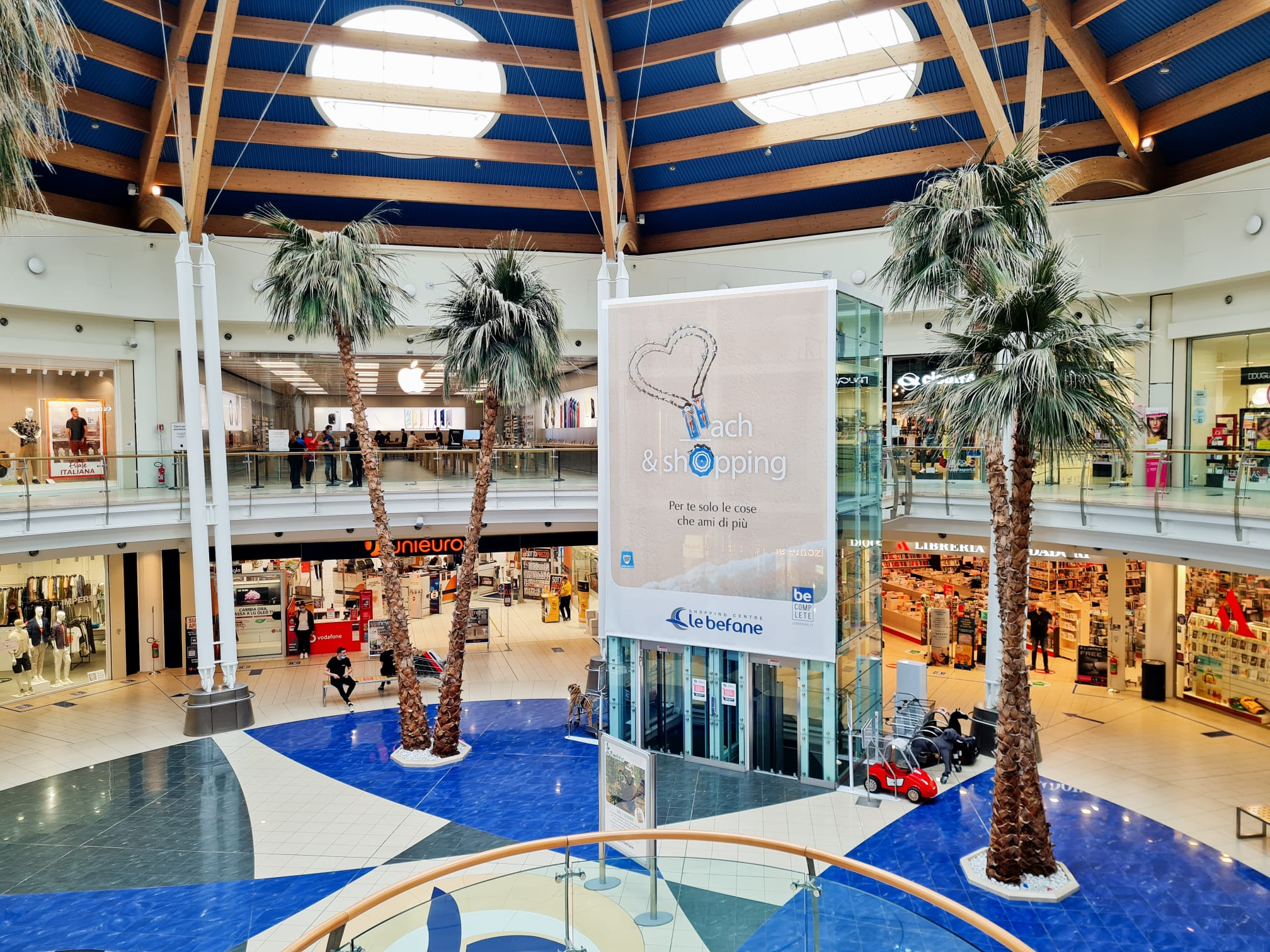 Centro commerciale Le Befane