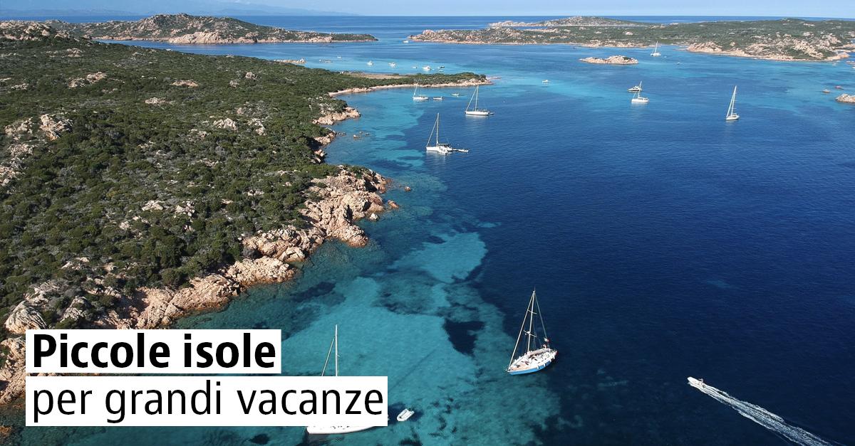 Bellissime isole italiane dove andare in vacanza