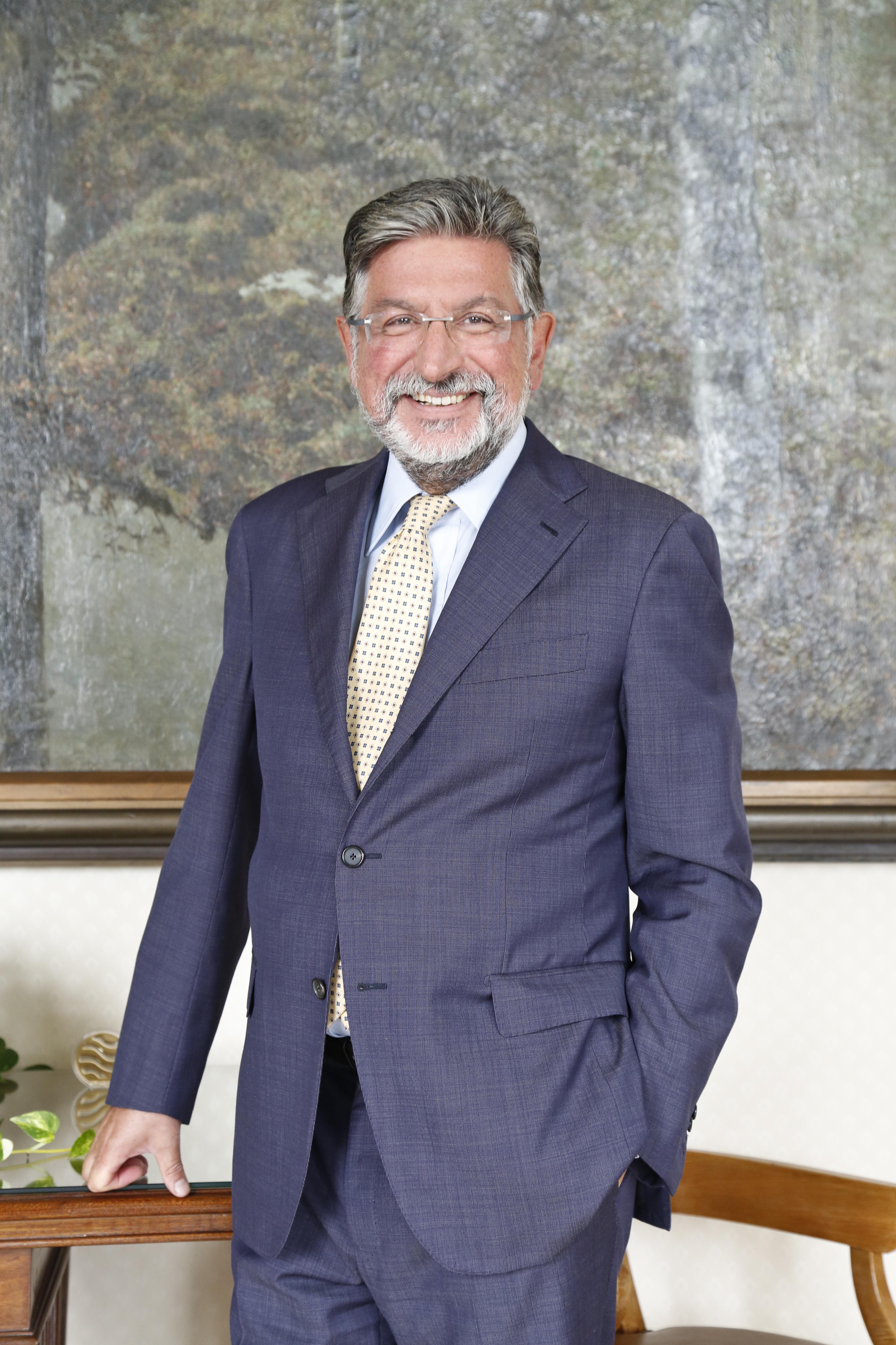 Mario Breglia, presidente di Scenari Immobiliar / Scenari Immobiliar