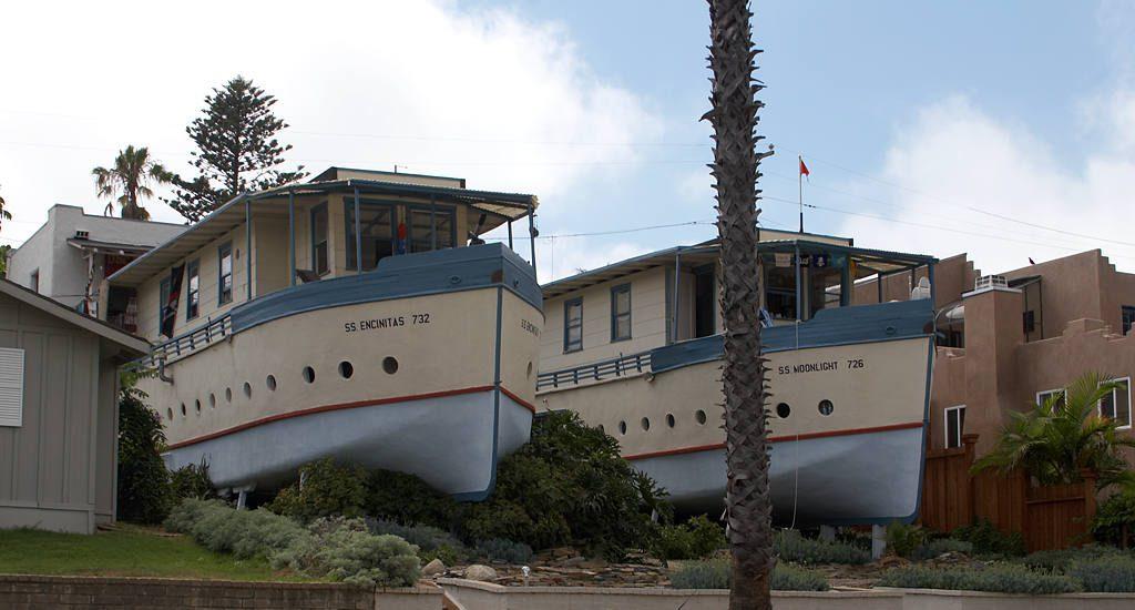 Le barche sono in disuso
